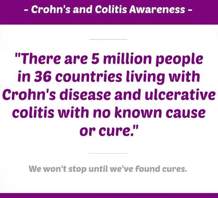 Crohns Awareness