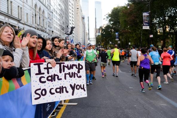 running sign 1