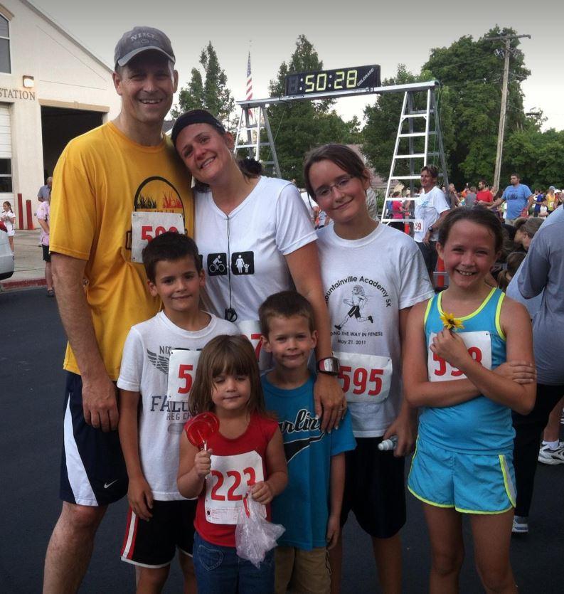 Family 5k 2012