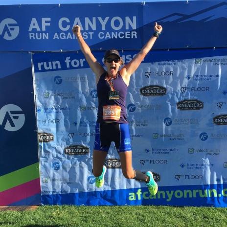 AF Cancer Run 2017