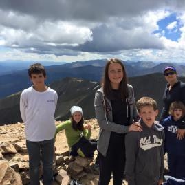 Mount Elbert- CO