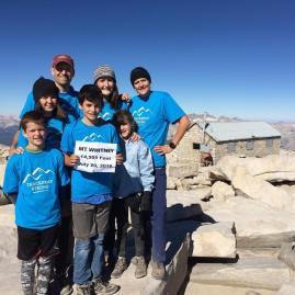 Mount Whitney- CA