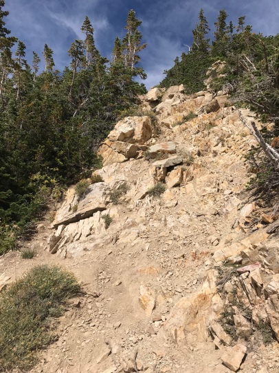steep but doable